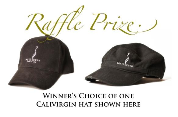 Calivirgin Giveaway